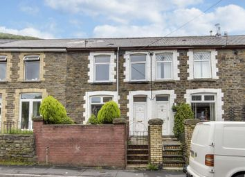 Thumbnail 3 bed terraced house for sale in North Road, Pontywaun, Cross Keys, Newport