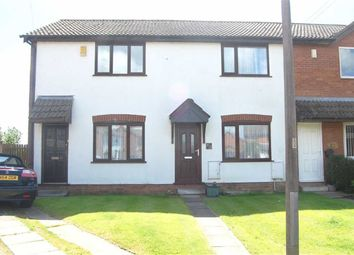 Thumbnail 2 bed terraced house to rent in Lancaster Close, Great Eccleston, Preston