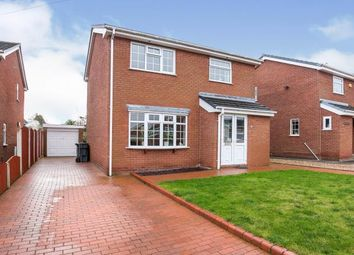 Thumbnail 3 bed detached house for sale in Brynhyfryd, Johnstown, Wrexham, .