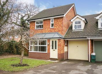3 bed link-detached house for sale in Pear Tree Hey, Yate, Bristol, South Gloucestershire BS37