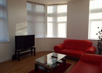 Thumbnail 2 bedroom flat to rent in Grosvenor House, Splott, Cardiff