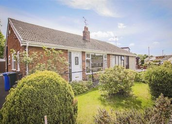 Thumbnail 3 bed semi-detached bungalow for sale in Andrew Avenue, Rawtenstall, Rossendale