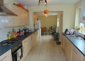Thumbnail 6 bed semi-detached house to rent in Grove Road, Nottingham