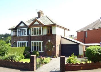 Thumbnail 3 bed semi-detached house for sale in The Esplanade, Preston, Lancashire