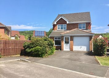 Thumbnail 3 bed detached house for sale in Harford Gardens, Sirhowy, Tredegar