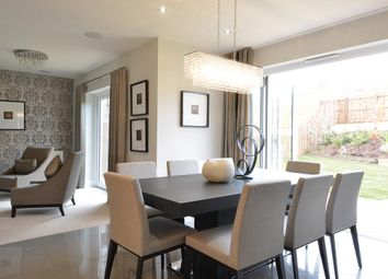 "Thumbnail 5 bed detached house for sale in ""The Hexham"" at Garden House Drive, Acomb, Hexham"