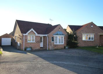 Thumbnail 3 bedroom detached bungalow for sale in Worsley Court, Malton