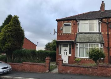 Thumbnail 3 bed terraced bungalow to rent in Oriel Avenue, Oldham