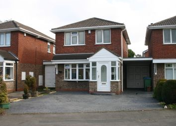Thumbnail 3 bedroom link-detached house to rent in Macdonald Close, Tividale