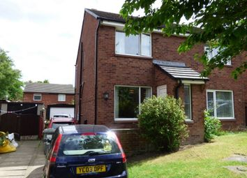 Thumbnail 2 bed semi-detached house for sale in Ledbury Green, Leeds