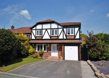 4 bed detached house for sale in Cornfield Close, Macclesfield SK10