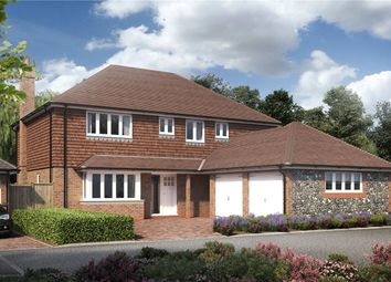 Thumbnail 4 bed detached house for sale in Barnham Road, Barnham, Bognor Regis