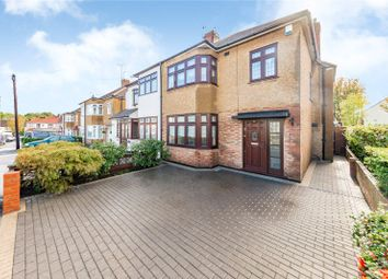 Thumbnail Semi-detached house for sale in Windsor Road, Hornchurch