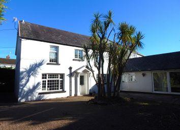 Thumbnail Detached house for sale in Bishopston Road, Bishopston, Swansea, West Glamorgan.
