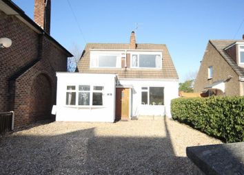 Thumbnail 3 bed detached house for sale in Newton Park Road, West Kirby, Wirral