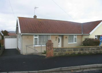 Thumbnail 2 bedroom semi-detached house to rent in South Lawn, Locking, Weston-Super-Mare