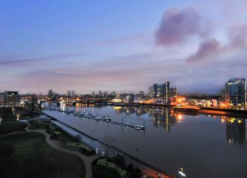 Thumbnail 2 bed flat for sale in Ferrymans Quay, William Morris Way, Fulham