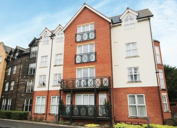 Thumbnail 2 bed flat to rent in Honeywell Close, Leicester