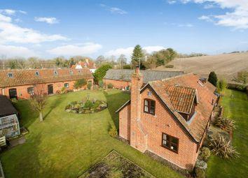 Thumbnail 3 bed detached house for sale in Kings Somborne, Stockbridge