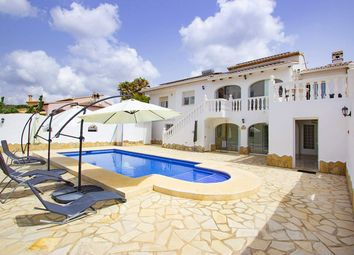 Thumbnail 7 bed villa for sale in Calpe, Alicante, Spain