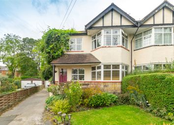 Thumbnail 5 bed semi-detached house for sale in Hollin Gardens, Leeds, West Yorkshire