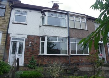 Thumbnail 4 bed terraced house to rent in Queen Isabels Avenue, Cheylesmore, Coventry