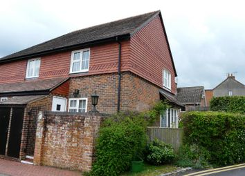 Thumbnail 2 bedroom end terrace house for sale in Crown Mews, Hungerford