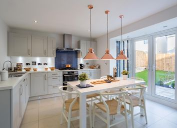 "Thumbnail 4 bedroom detached house for sale in ""Fenton"" at South Larch Road, Dunfermline"
