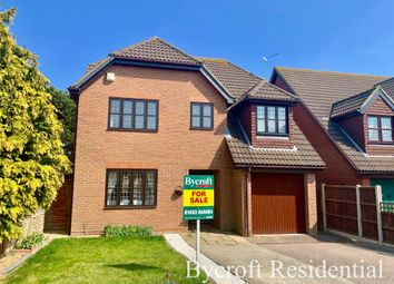 4 bed detached house for sale in Faeroes Drive, Caister-On-Sea, Great Yarmouth NR30