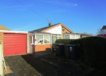 Thumbnail 3 bed detached bungalow for sale in Marlborough Avenue, Washingborough, Lincoln