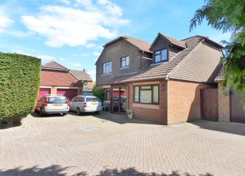 Thumbnail 5 bed detached house for sale in Gilbert Way, Hailsham