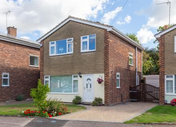 Thumbnail 3 bed detached house for sale in Freewaters Close, Ickleford, Hitchin
