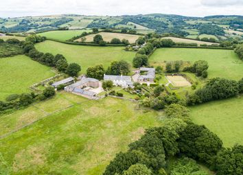 Moretonhampstead, Newton Abbot, Devon TQ13. 5 bed detached house for sale