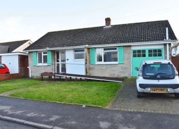 Thumbnail 3 bed detached bungalow for sale in Crossfield Avenue, Cowes