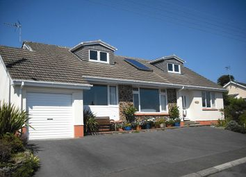 Thumbnail 5 bed detached bungalow for sale in Trevear Close, St. Austell