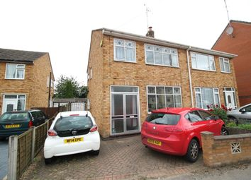 Thumbnail 3 bed semi-detached house to rent in Heath End Road, Nuneaton