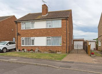 Thumbnail 2 bed semi-detached house for sale in Dobbie Close, Milton Regis, Sittingbourne