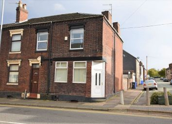 Thumbnail 2 bed terraced house to rent in Grove Road, Fenton, Stoke-On-Trent