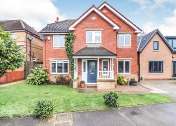 Thumbnail 4 bed detached house for sale in The Orchard, Bishopthorpe, York