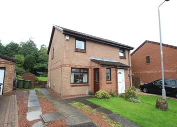 Thumbnail 2 bed semi-detached house for sale in Letham Oval, Bishopbriggs, Glasgow, East Dunbartonshire