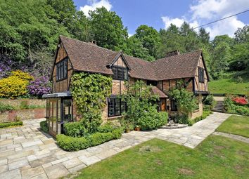 Thumbnail 4 bed country house for sale in Madgehole Lane, Shamley Green, Guildford, Surrey