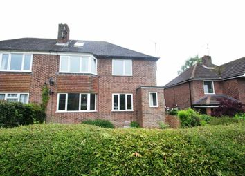 Thumbnail 2 bed flat to rent in Paddock Road, Newbury