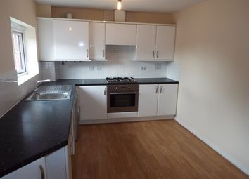 Thumbnail 2 bed flat to rent in Thackhall Street, Stoke