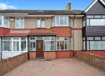 Thumbnail 4 bed terraced house for sale in Mansell Road, Greenford