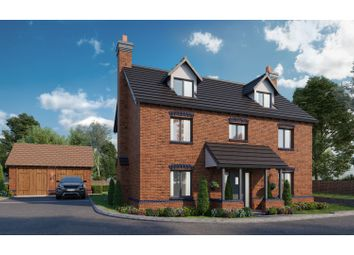 Thumbnail 5 bed detached house for sale in South Kilworth Road, North Kilworth
