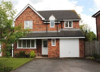 Thumbnail 4 bed detached house to rent in Manor Fields, Rawcliffe, Goole