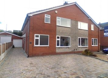 Thumbnail 4 bedroom semi-detached house for sale in Carr Lane, Chorley, Lancashire
