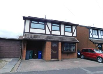 Thumbnail 5 bedroom detached house to rent in Westminster Avenue, Radcliffe, Manchester