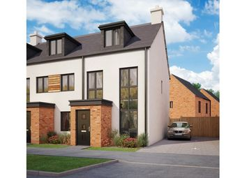 Thumbnail 3 bedroom town house for sale in The Souter, Greenacres, Amber Road, Bishops Cleeve, Gloucestershire