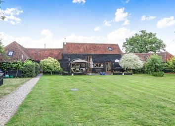 Thumbnail 5 bed barn conversion for sale in Sand Lane, Silsoe, Bedford, Bedfordshire